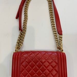 CHANEL Bags - SOLD SOLD SOLDChanel Boy Bag Small